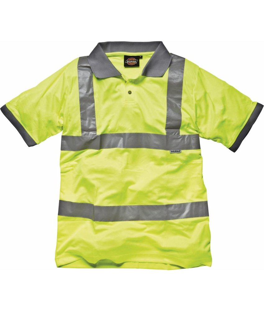Dickies | DSA22075 | High Visibility Polo Shirt