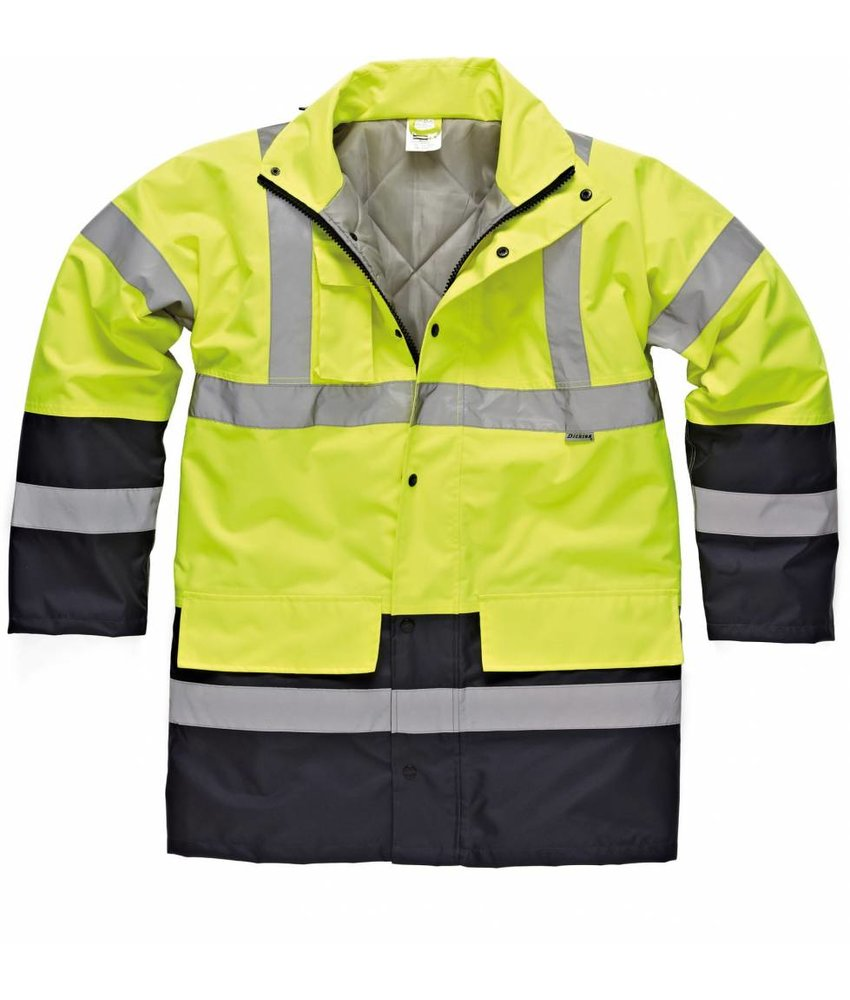 Dickies | DSA7004 | High Visibility Two Tone Parka