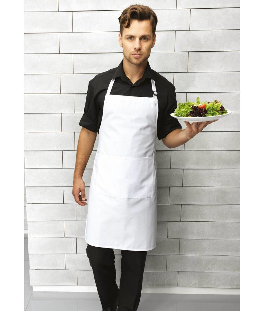 Premier Deluxe Apron With Pocket Schort