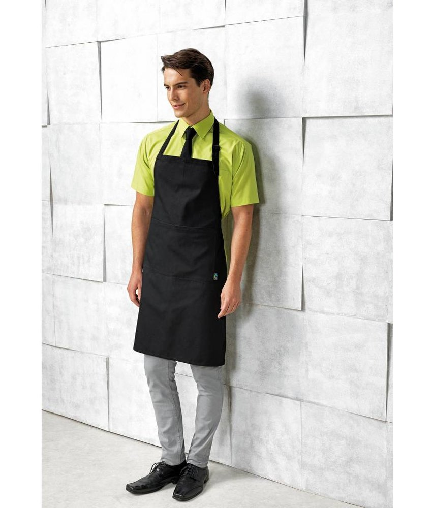 Premier Fairtrade Apron With Pocket Schort