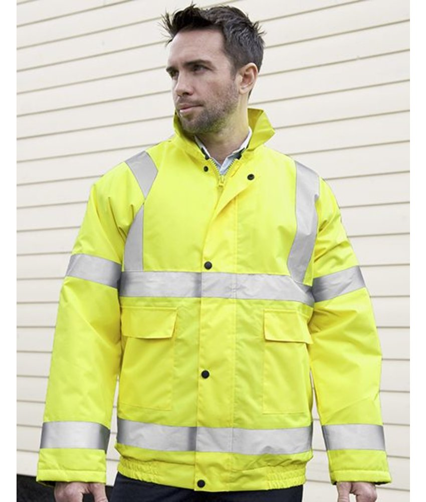 Result Safe Guard Core High Viz Winter Blouson Veiligheidsjas