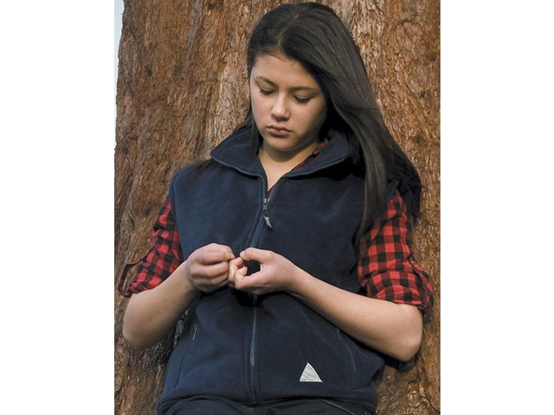 Result Kids Fleece Bodywarmer