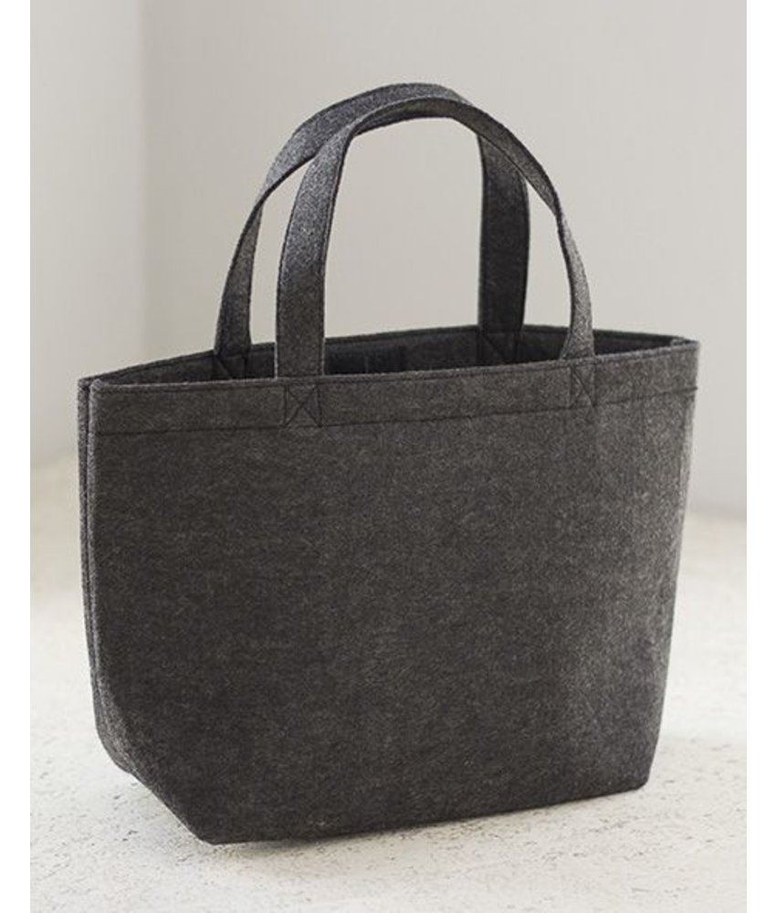 Bags by Jassz Small Felt Shopper