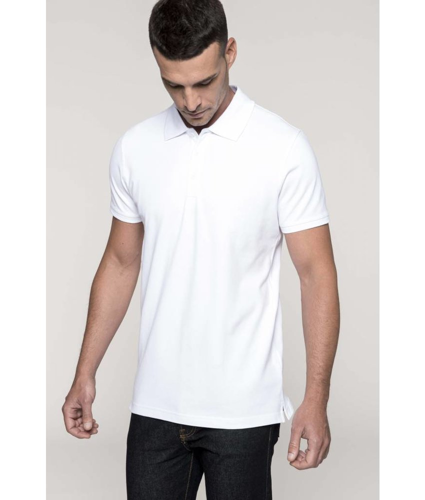 Kariban Mike - Men's Short Sleeve Polo