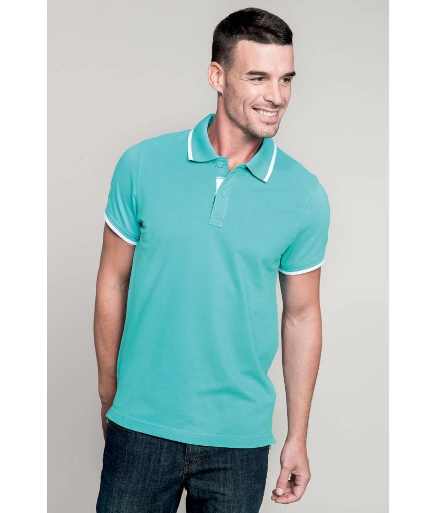 Kariban Men's Short Sleeve Polo
