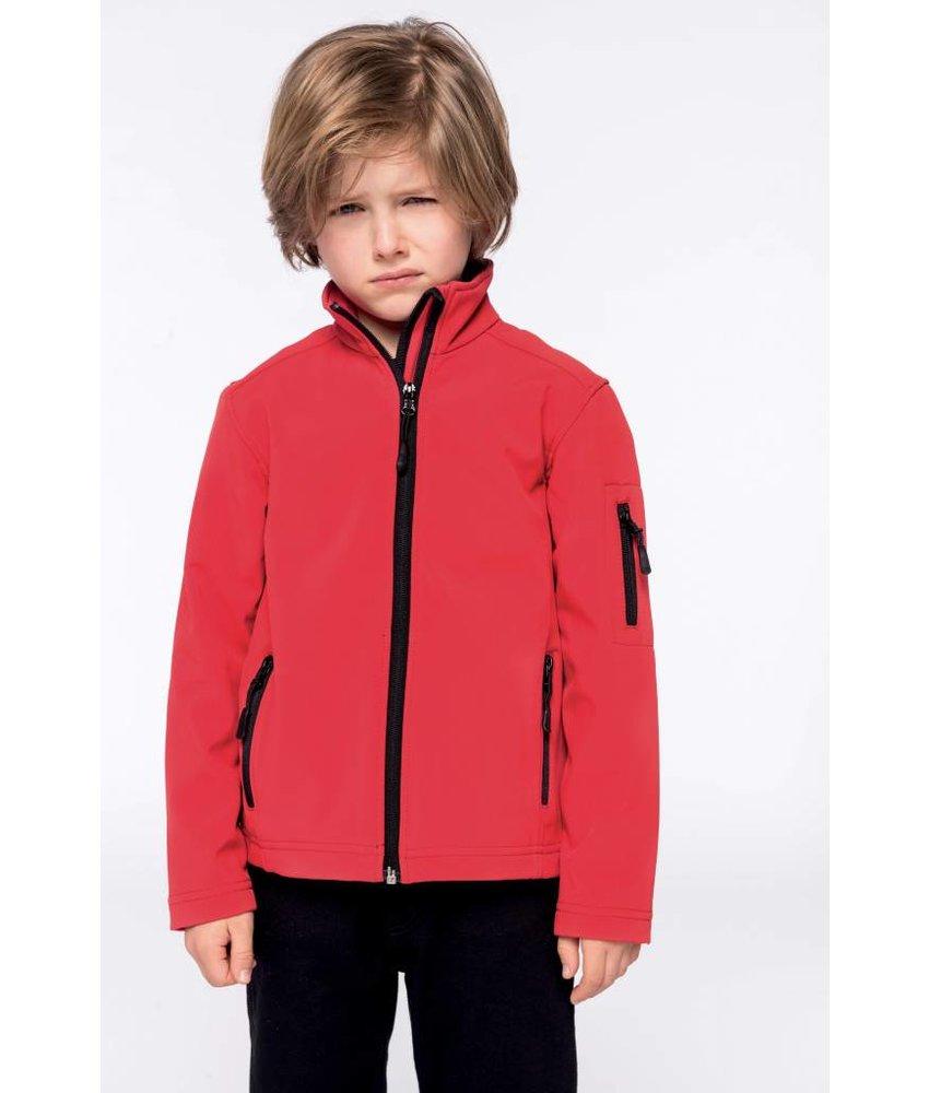 Kariban Kids' Softshell Jacket