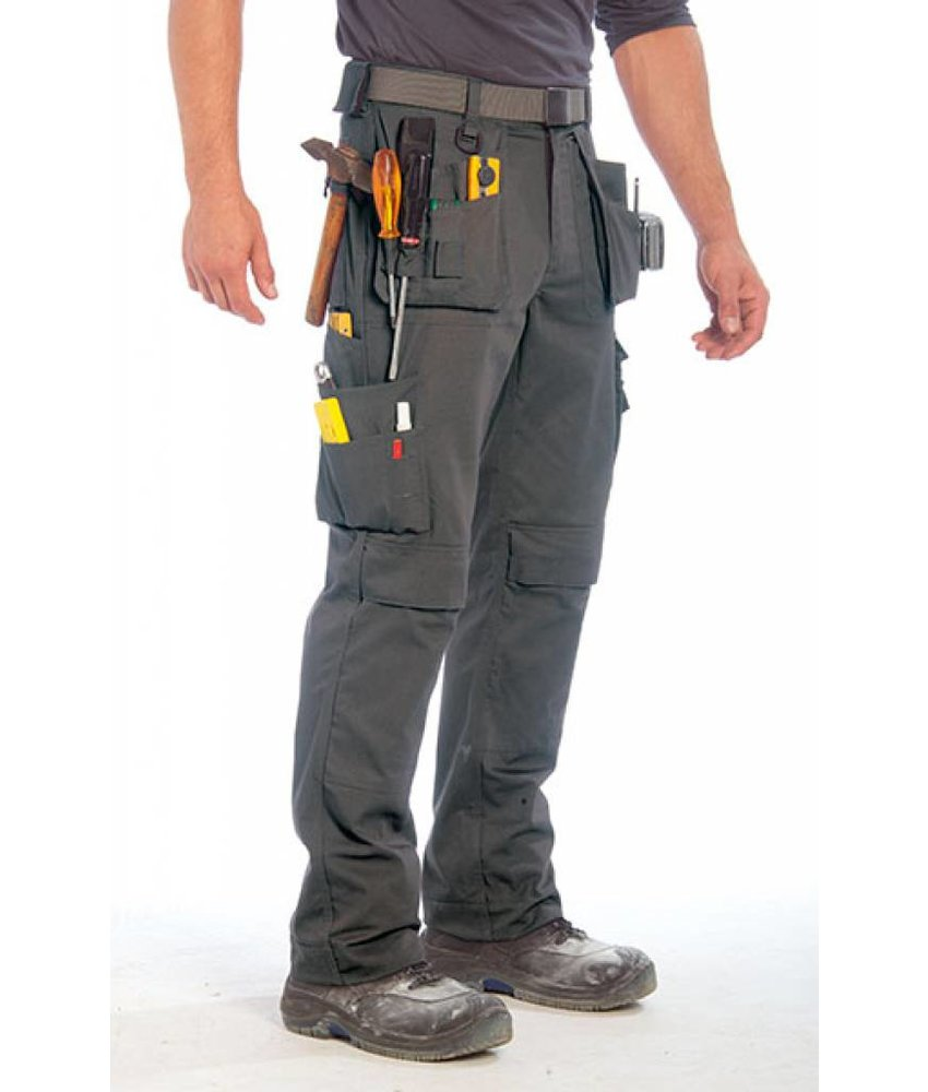 B&C Pro   CGBUC51   976.42   BUC51   Performance Pro Workwear Trousers