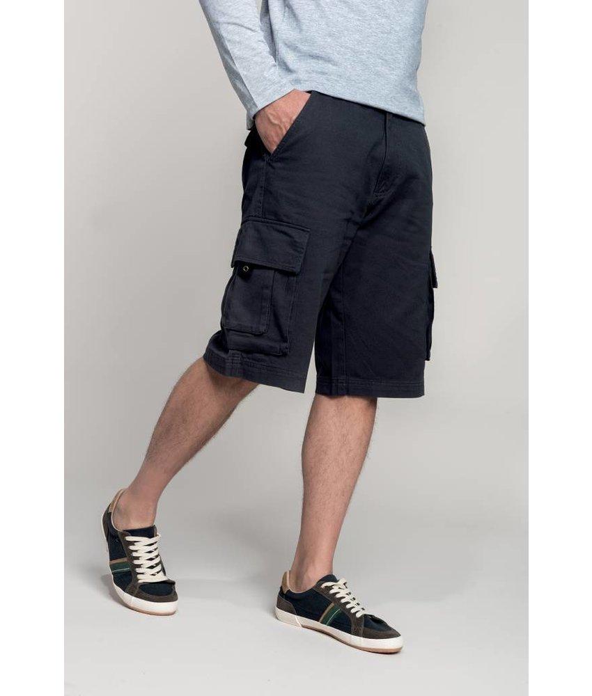 Kariban | K777 | Multi pocket shorts