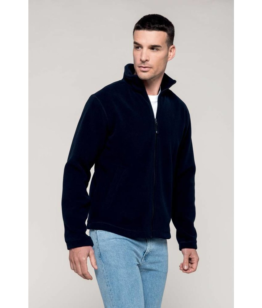Kariban Zip Through Micro Fleece Jacket