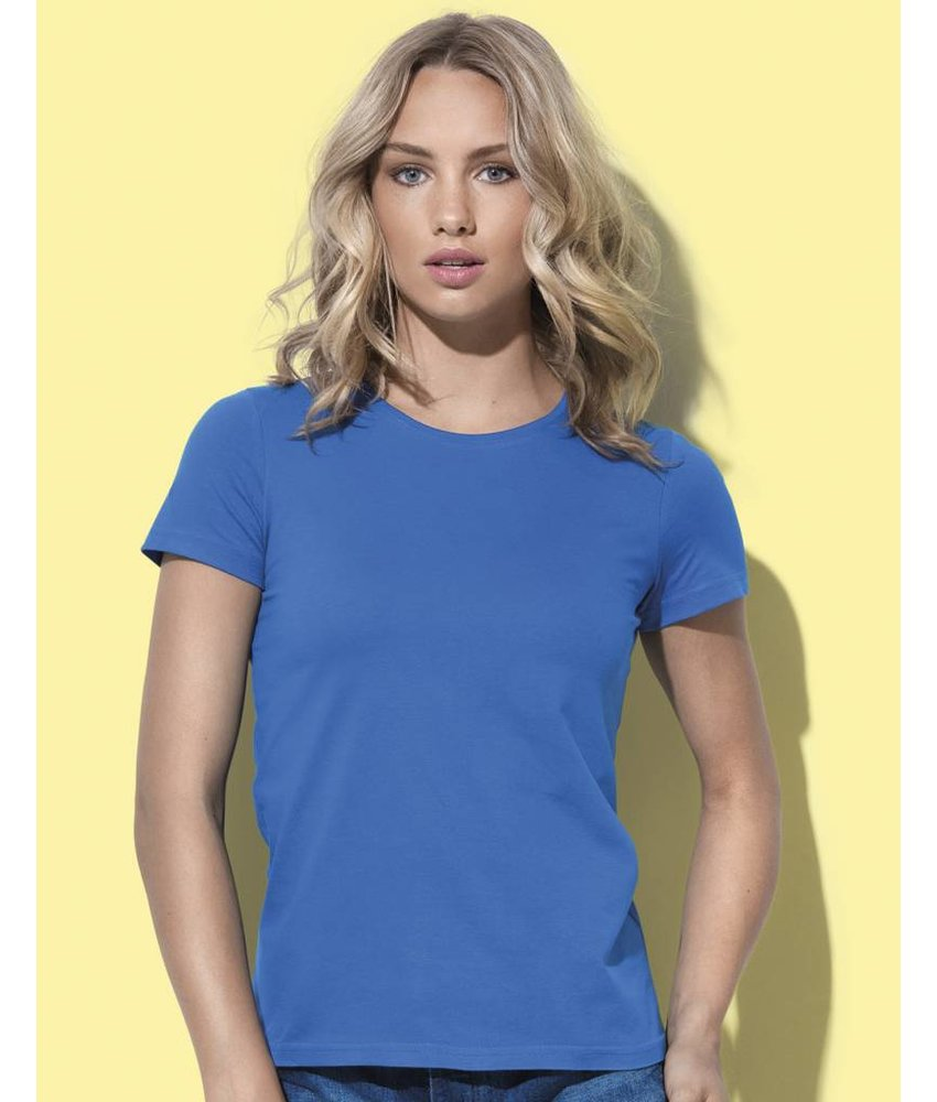 Stars by Stedman Comfort-T Crew Neck Women T-Shirt