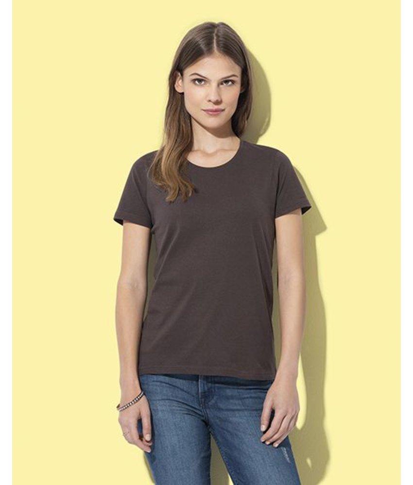 Stars by Stedman Classic-T Crew Neck Women T-Shirt