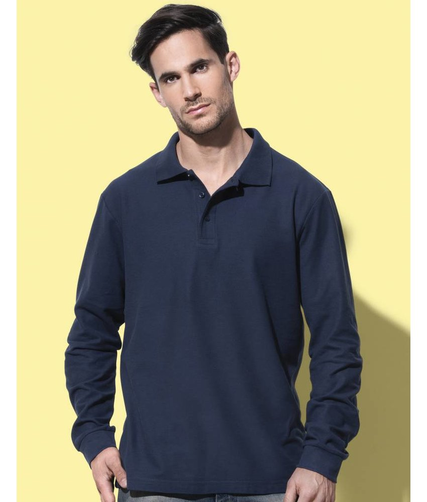 Stars by Stedman Polo Long Sleeve