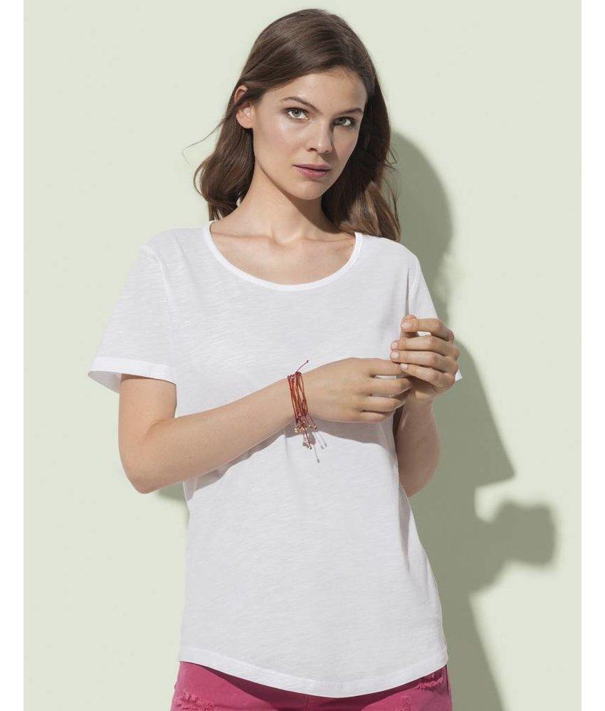 Stars by Stedman Women's Organic Slub T-Shirt