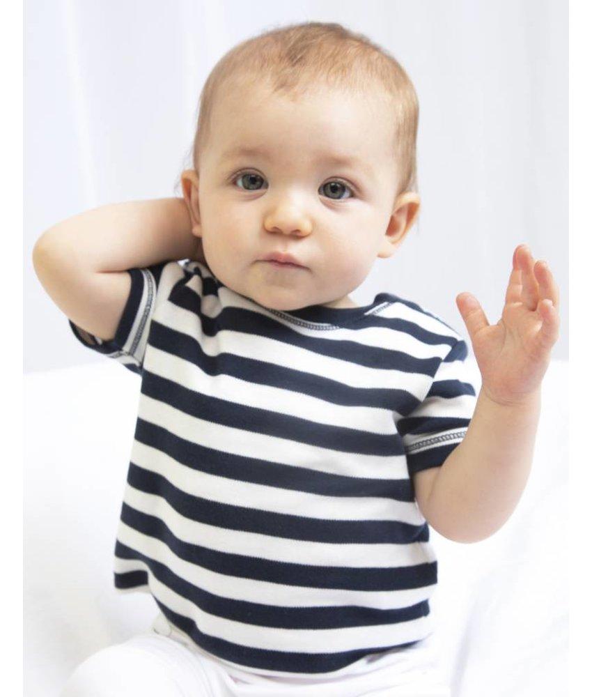 Babybugz Baby Stripy T