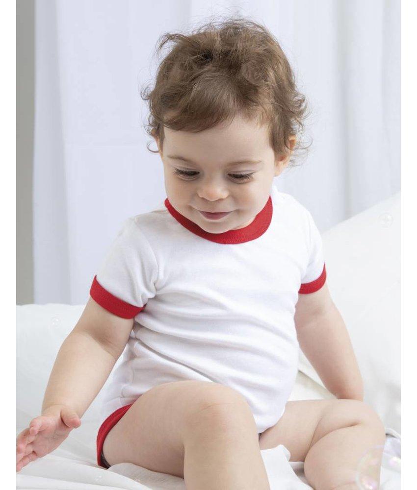 Babybugz Baby Ringer Bodysuit Romper