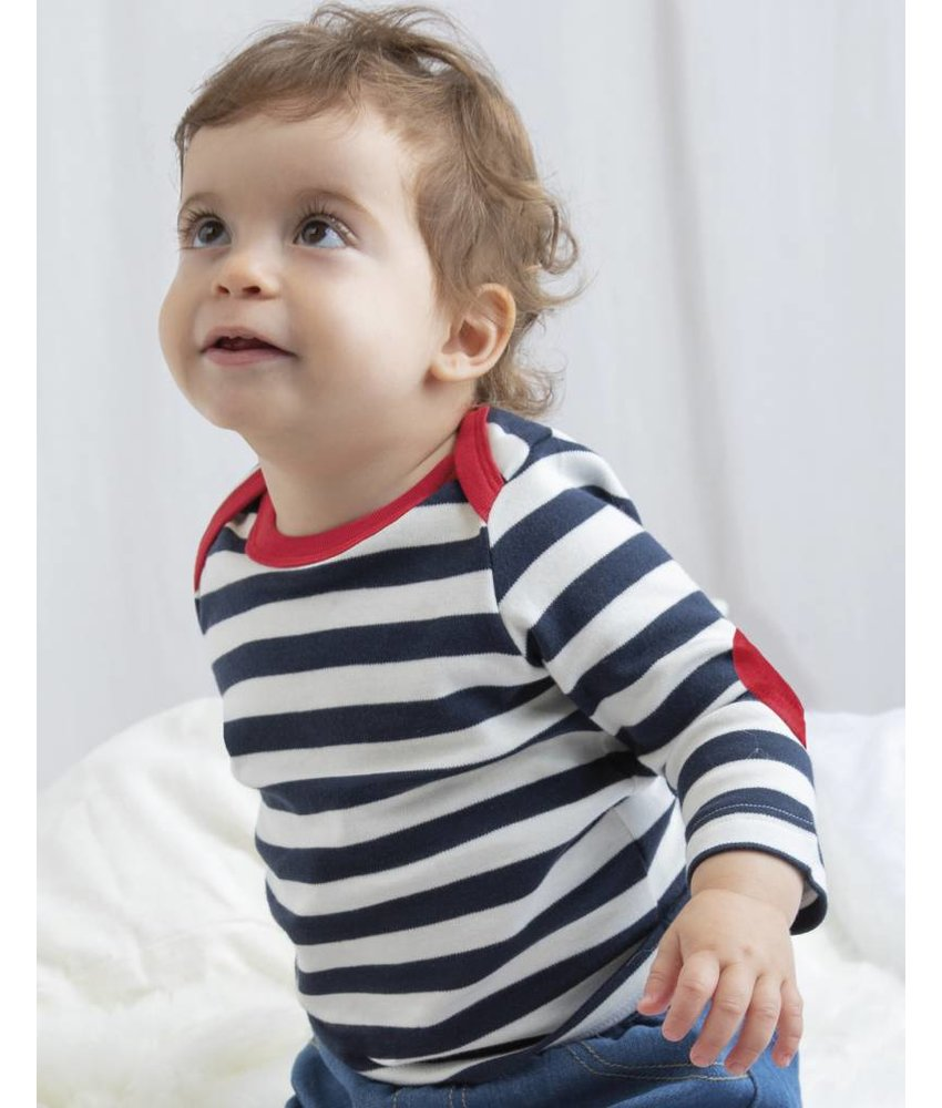 Babybugz Baby Stripy Long Sleeve T