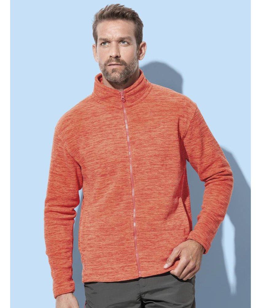 Active by Stedman Active Melange Fleece Jacket