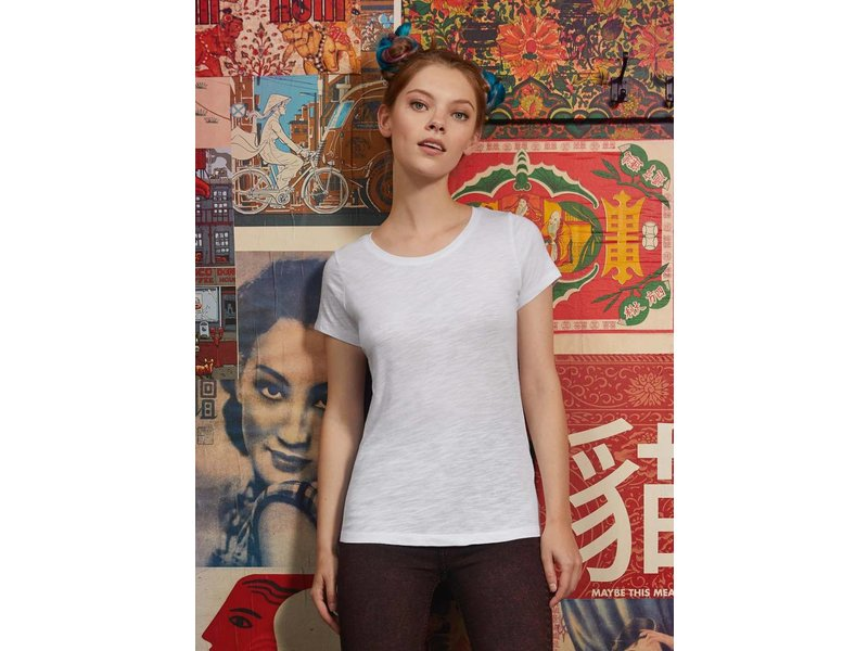 B&C Inspire Slub/women T-Shirt