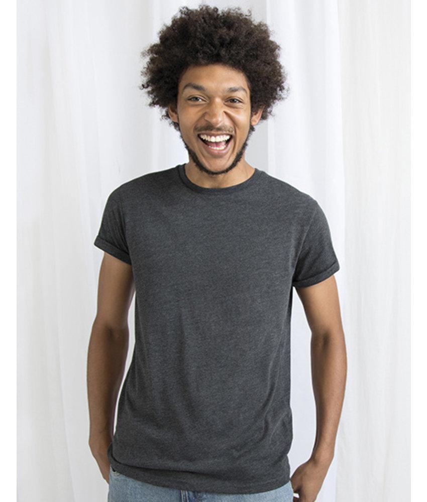 Mantis Mantis Mens Organic Roll Sleeve T-Shirt