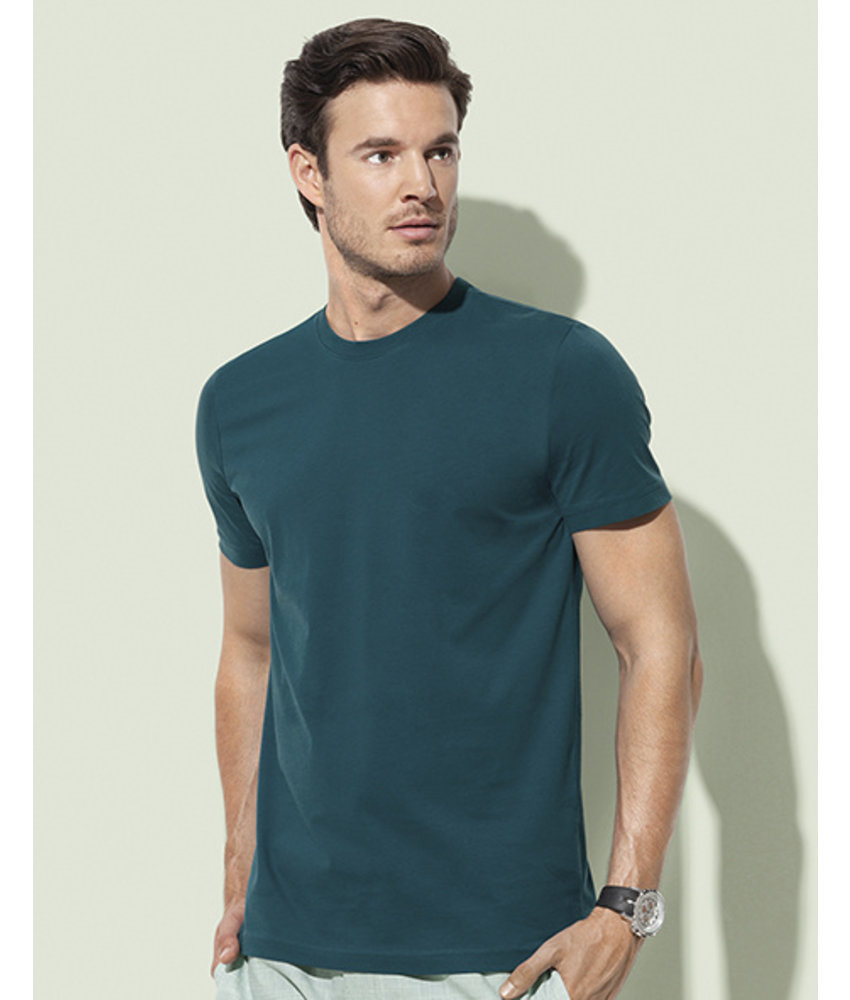 Stars by Stedman James Crew Neck T-Shirt Men