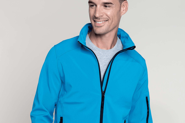 K401 | Kariban Men's Softshell Jacket