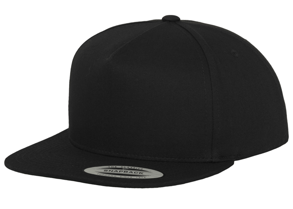 6007 | Urban Classics Classic 5 Panel Snapback