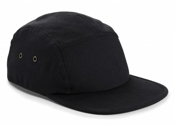 B654 | Beechfield Canvas 5 Panel Cap