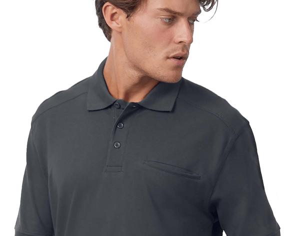 Skill Pro | B&C Pro Workwear Pocket Polo