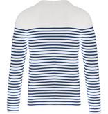Kariban Gestreept Heren T-Shirt lange mouwen