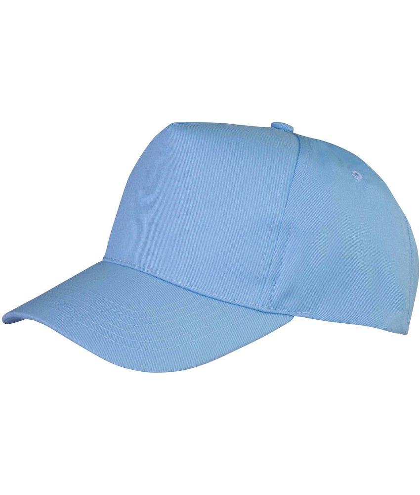 Result Headwear | RC084 | 084.34 | RC084X | Boston 5-Panel Printers Cap