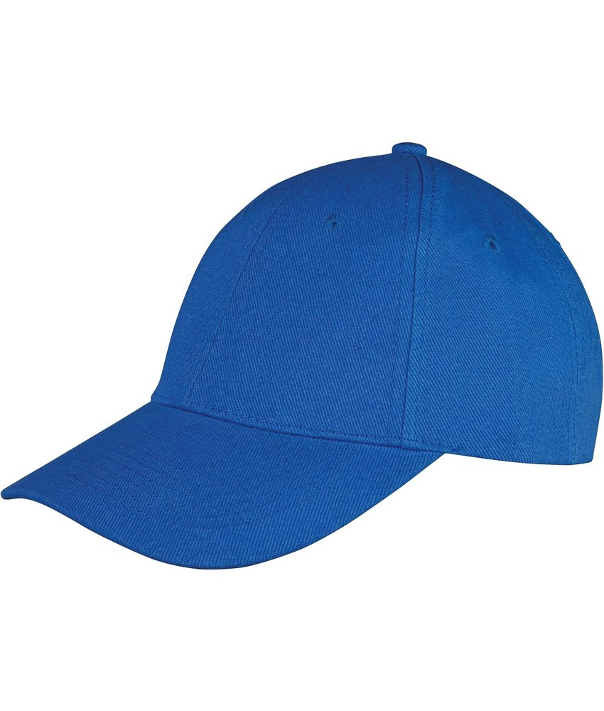 Result Headwear Memphis 6-Panel Low Profile Cap