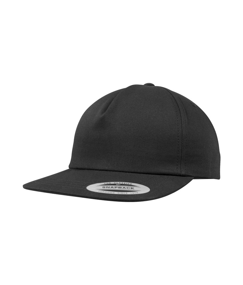 Urban Classics Unstructured 5-Panel Snapback