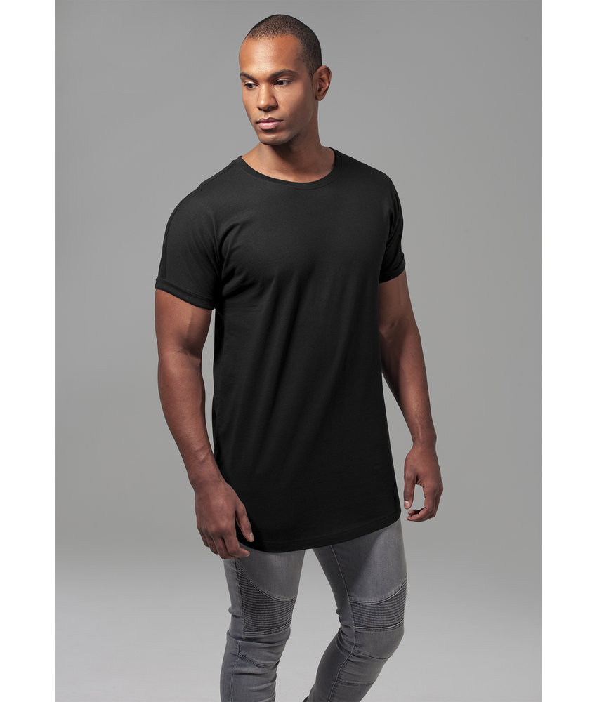 Urban Classics Long Shaped Turnup Tee
