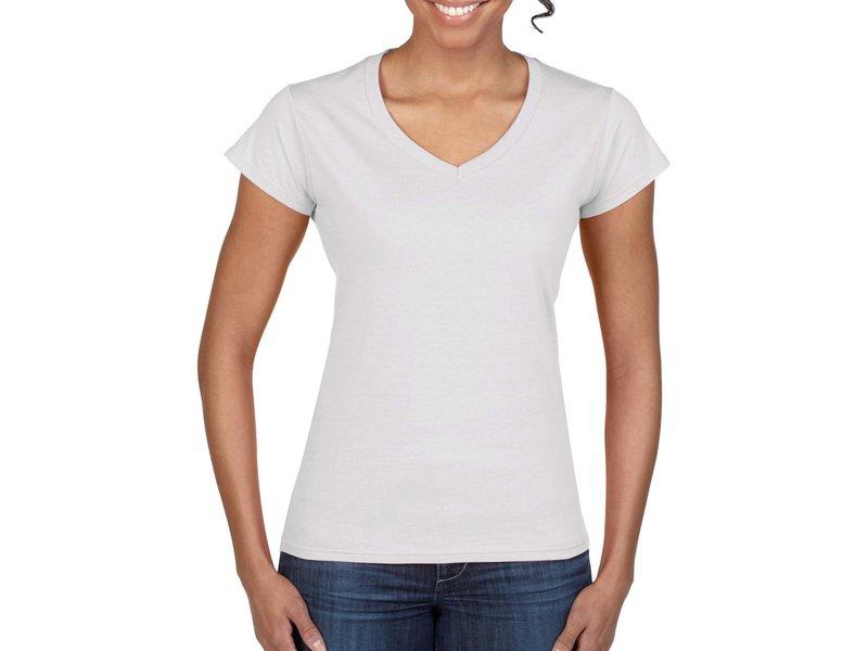 Gildan Gildan Ladies Softstyle® V-Neck T-Shirt