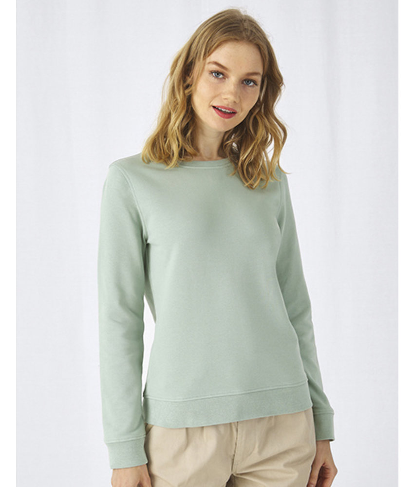 B&C Organic Crew Neck women French Terry