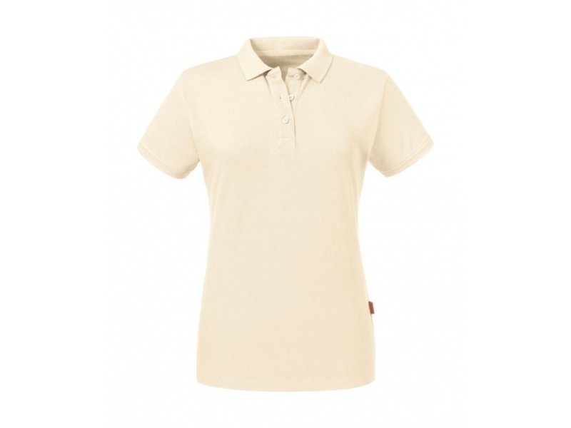 Russell Pure Organic Ladies' Pure Organic Polo