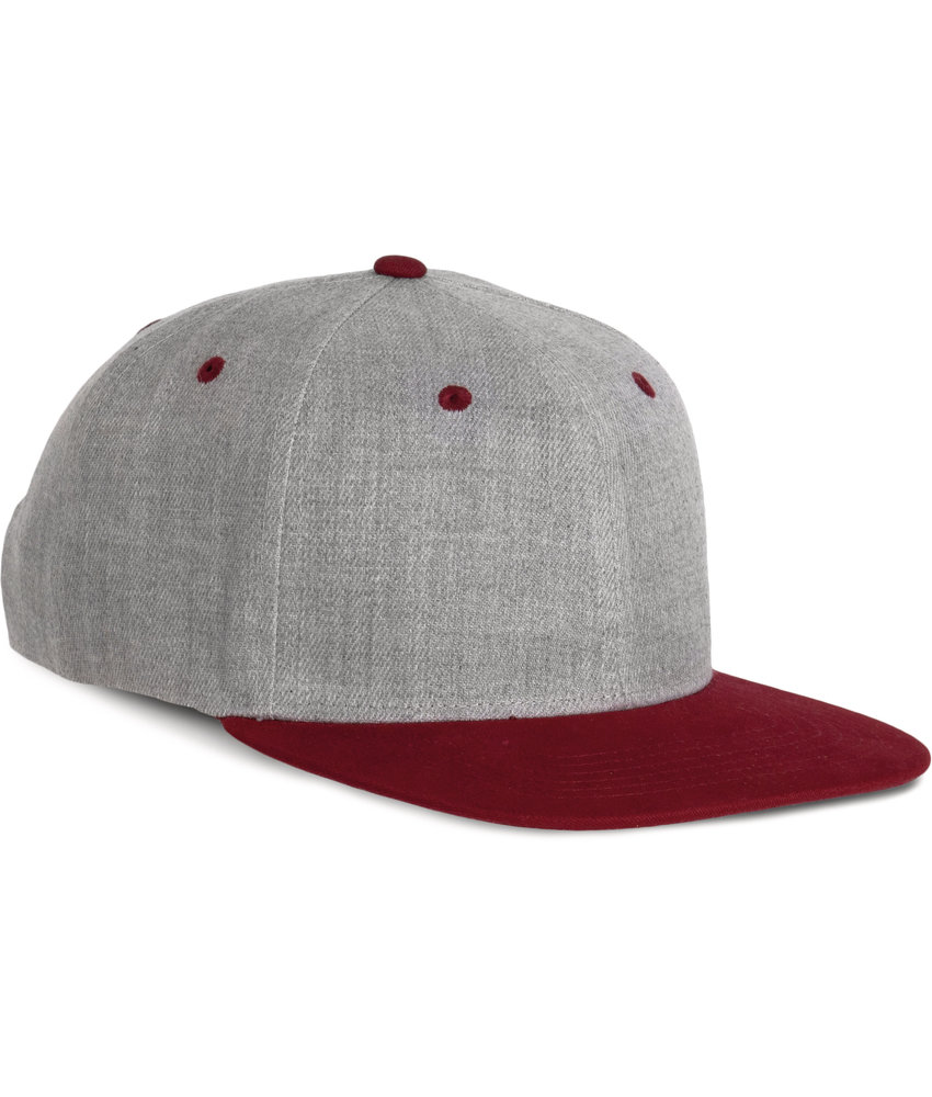 K-UP | KP166 | Snapback cap - 6 panels