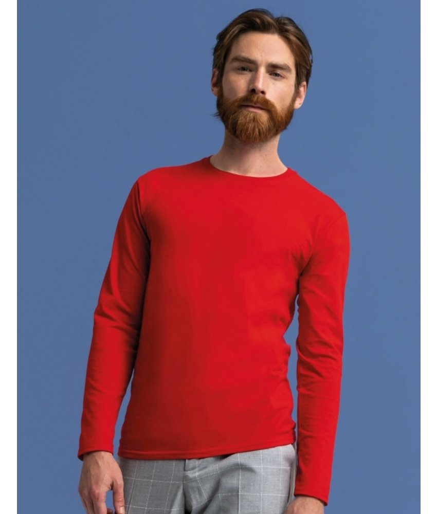 Fruit of the Loom Iconic 150 Classic Long Sleeve T