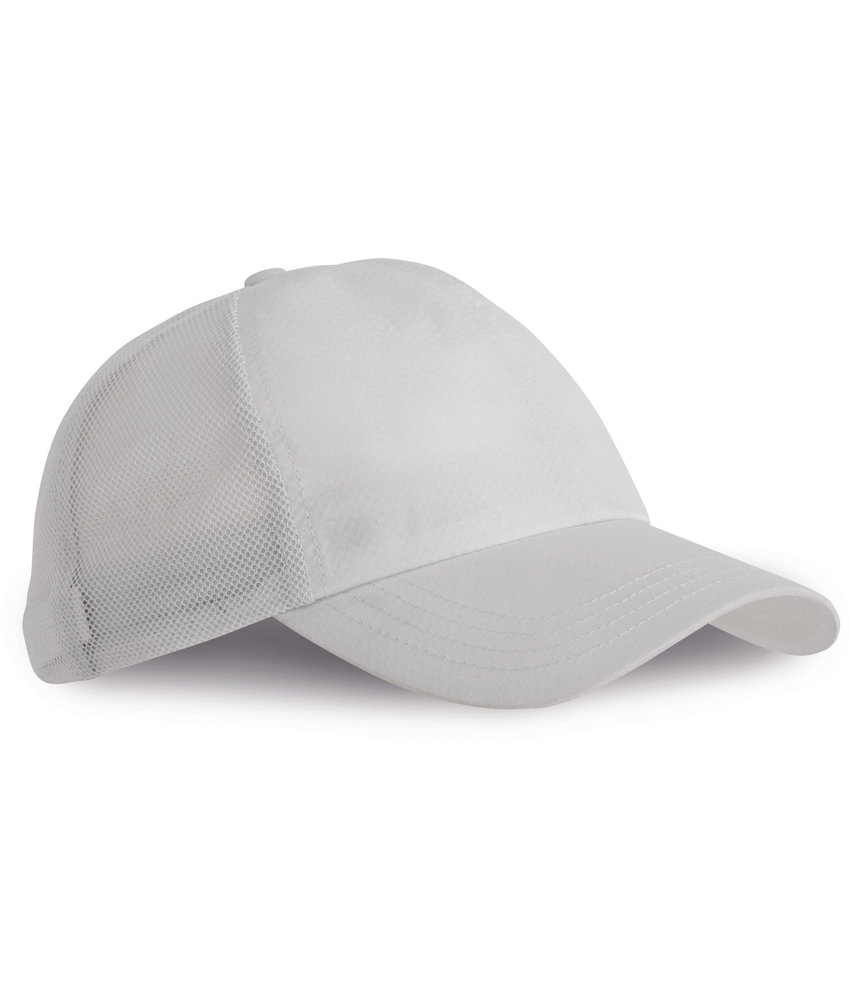 K-UP | KP152 | Sports cap in soft mesh