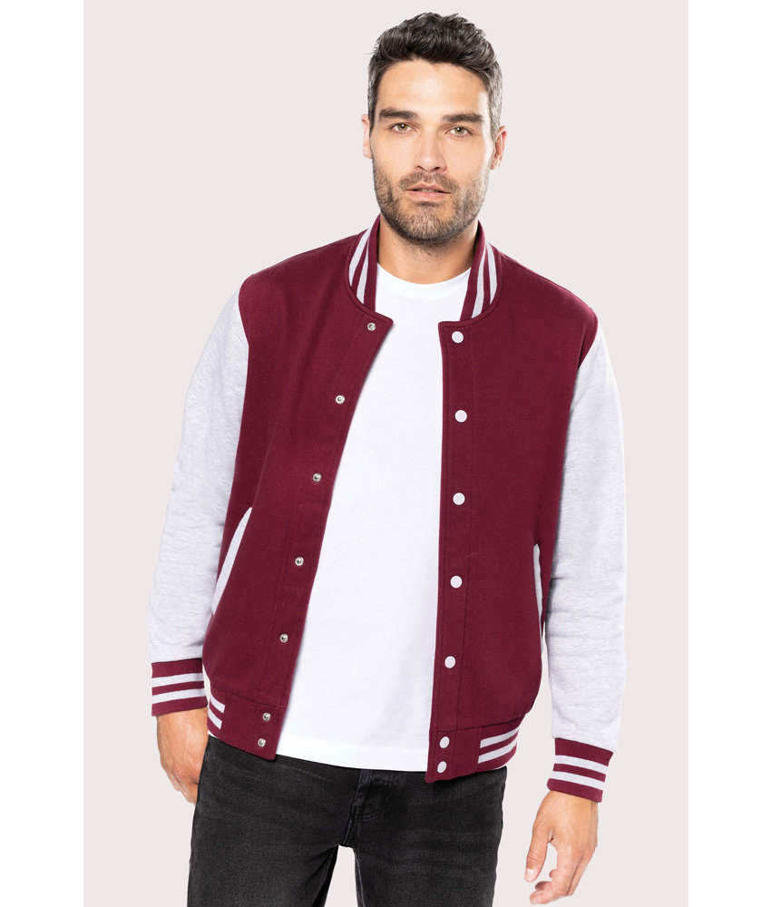Kariban College Jacket Unisex