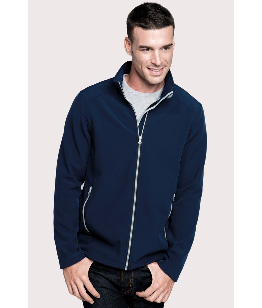 Kariban | K424 | Men's 2-layer softshell jacket