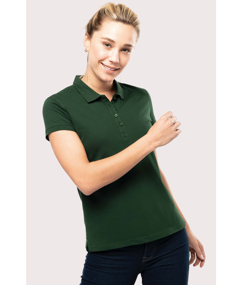 Kariban | K255 | Ladies' short-sleeved piqué polo shirt