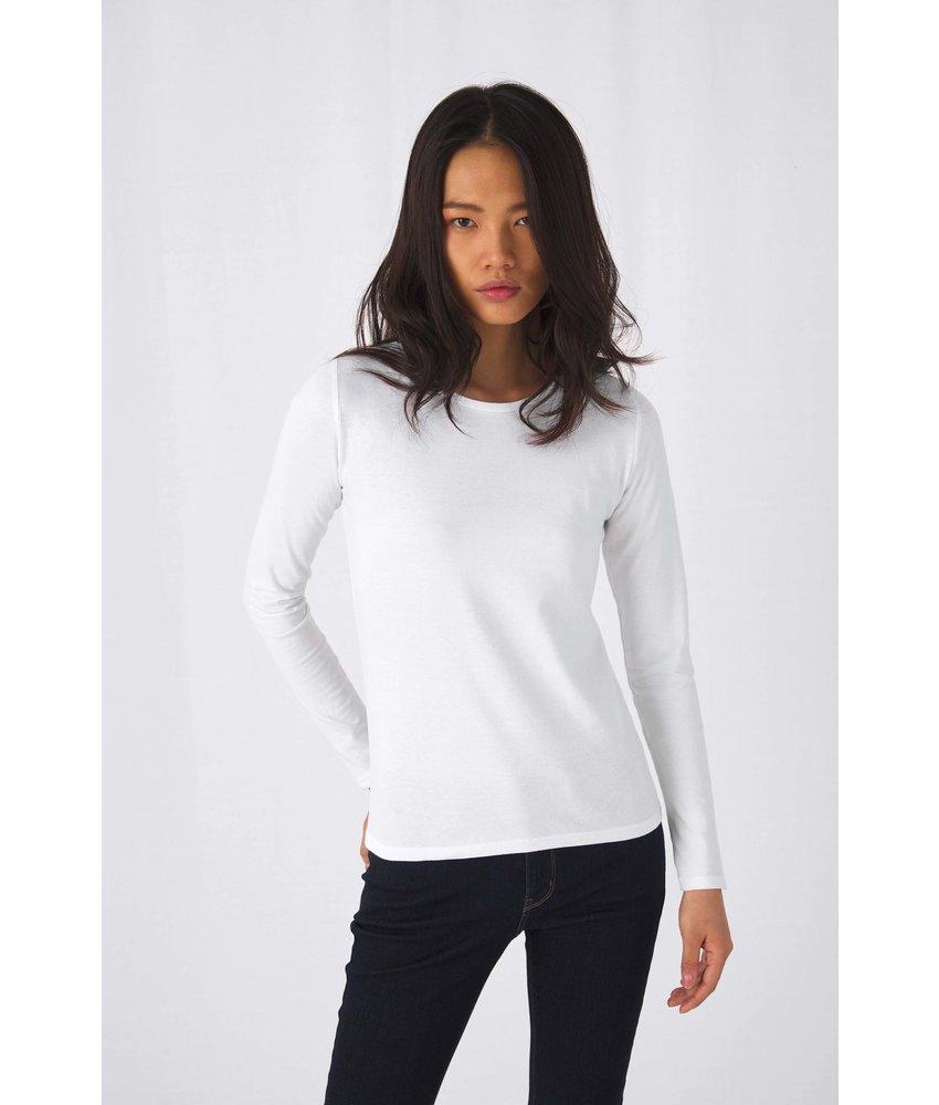 B&C #E190 Ladies' T-shirt long sleeve