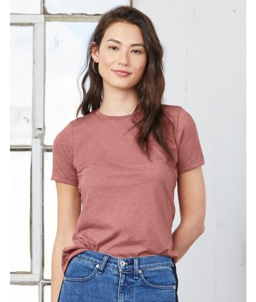 Bella + Canvas Women's Relaxed Jersey Short Sleeve Tee
