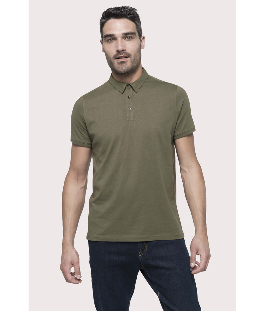Kariban | K262 | Men's short sleeved jersey polo shirt