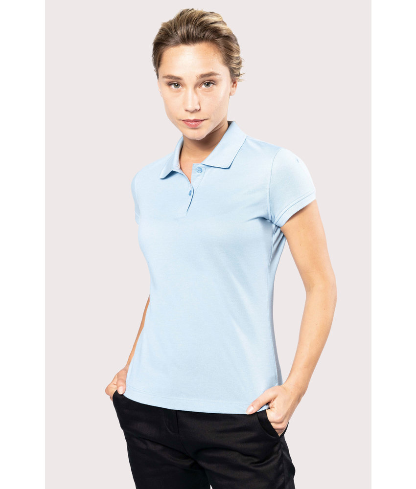 Kariban | K275 | Ladies' short-sleeved polo shirt
