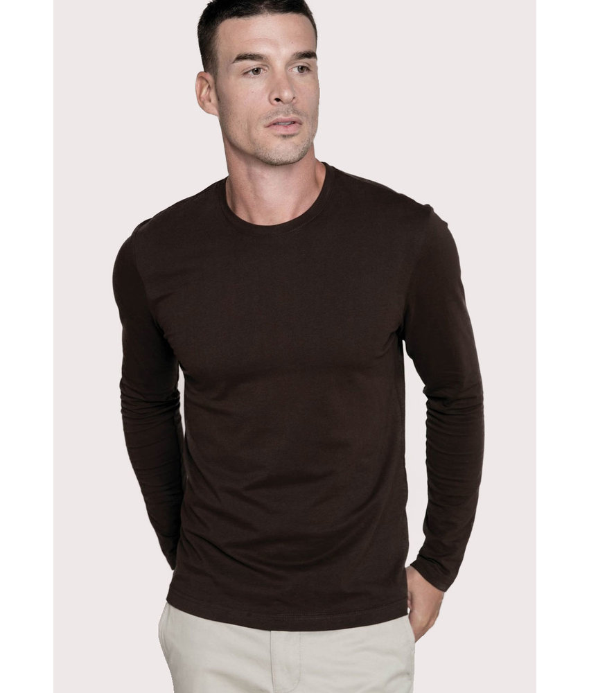 Kariban | K359 | Men's long-sleeved crew neck T-shirt