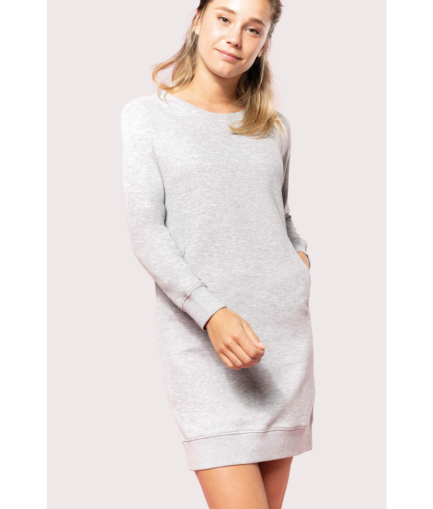 Kariban | K493 | Organic fleece lounge dress