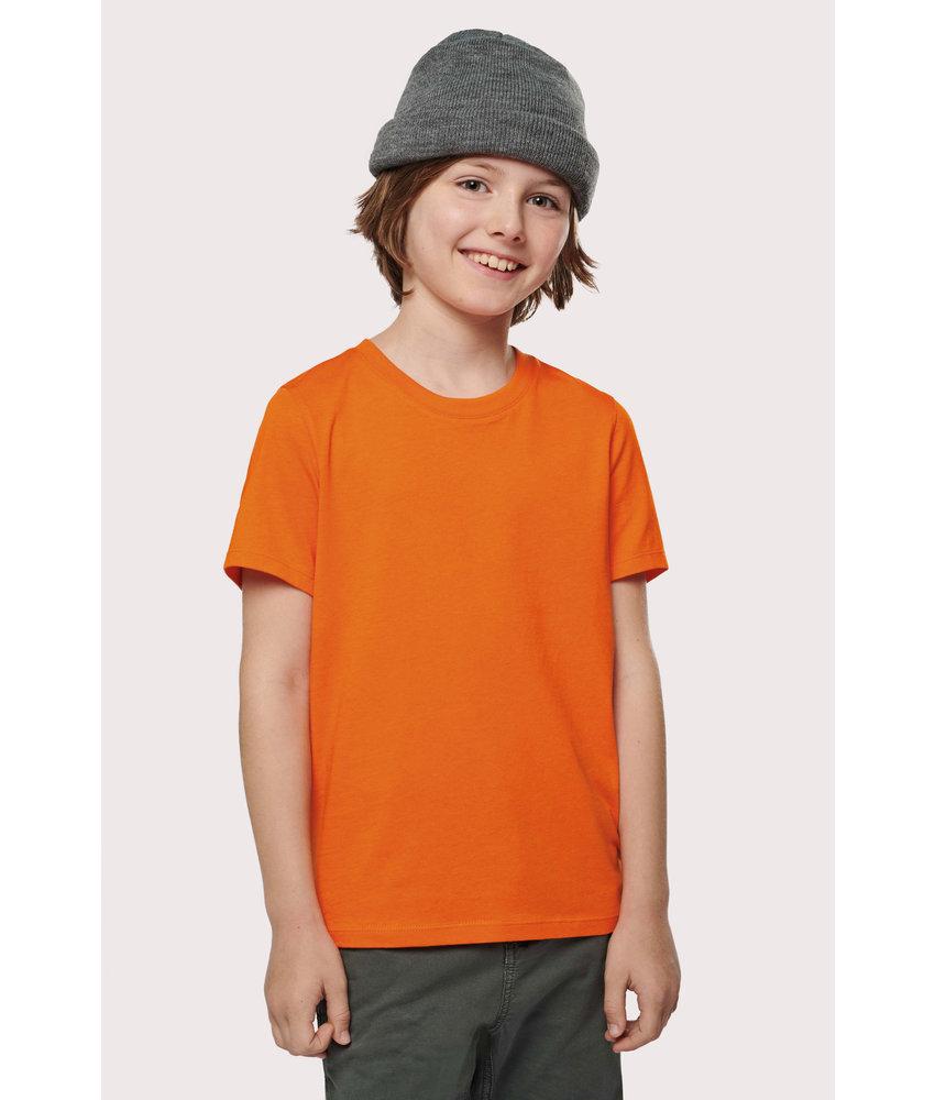 Kariban T-shirt BIO150 ronde hals kind