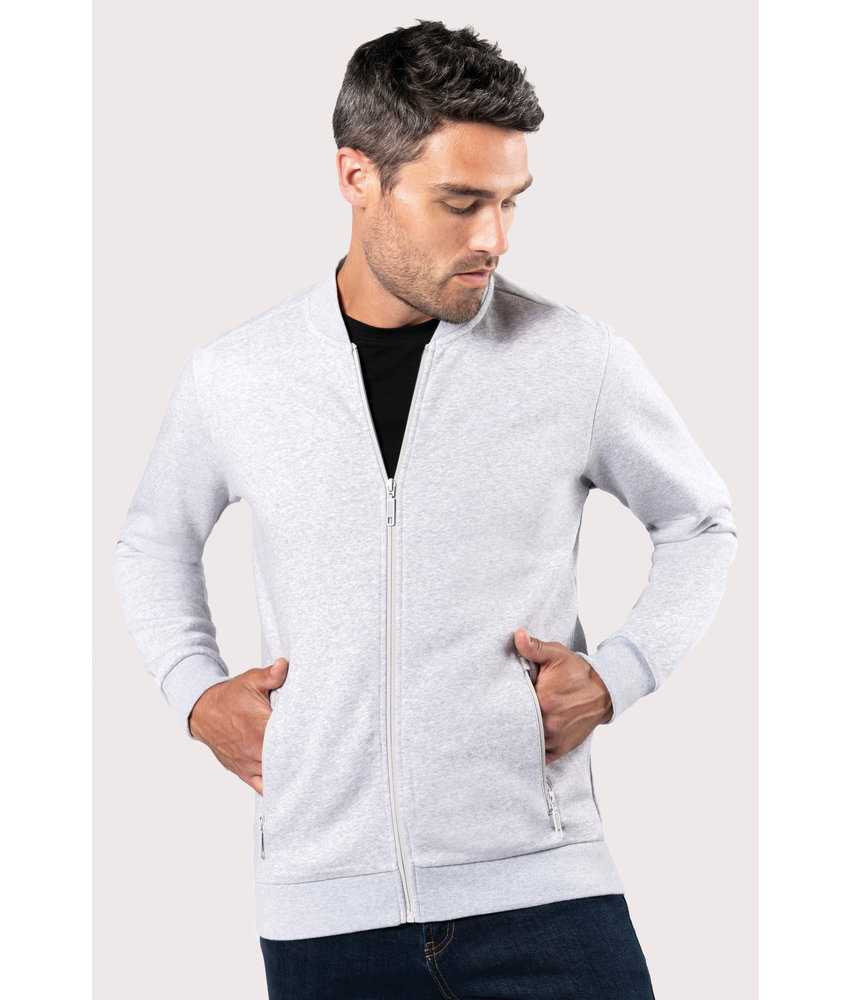 Kariban | K4002 | Full zip fleece sweatshirt